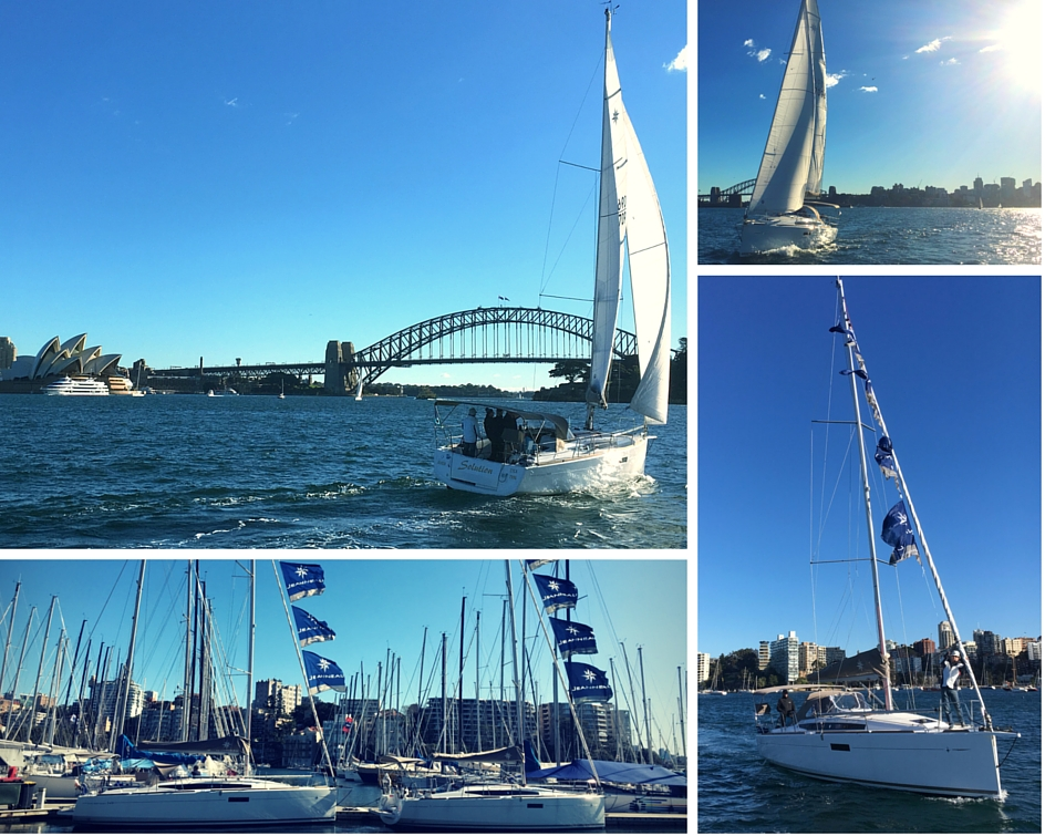 349 Test Sail Day Collage