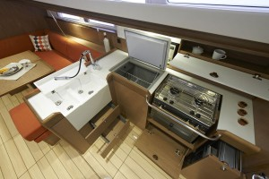 41DS - galley