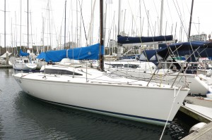 Exterior profile starboard
