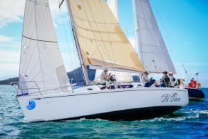 Sail Port Stephens day 1