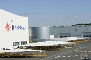 Jeanneau yachts factory