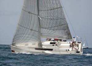 SF3200 - crewed upwind