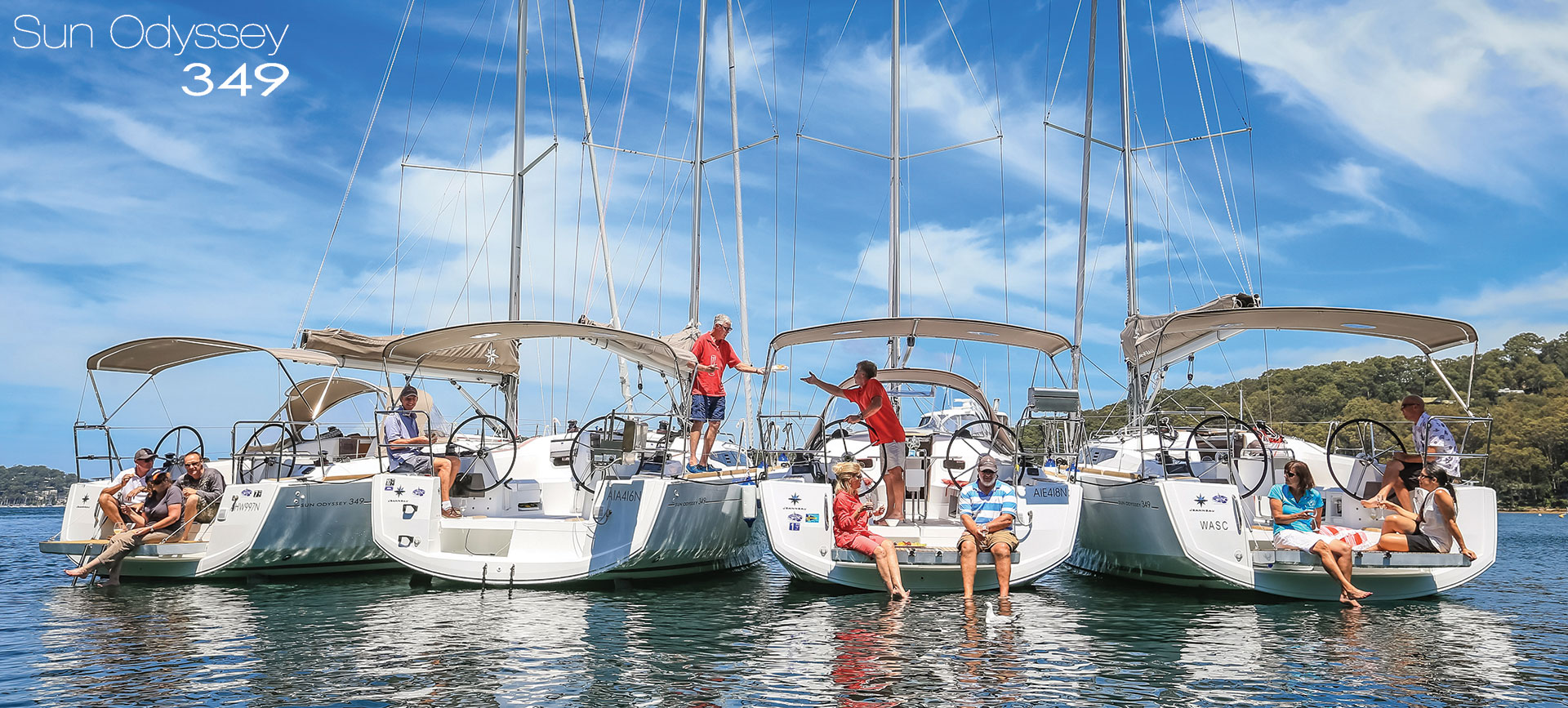 Performance Boating | Jeanneau Sail and Power Boats