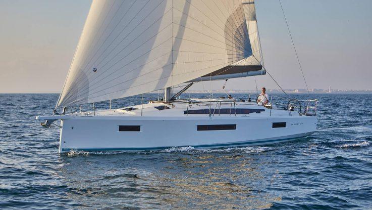 New Sun Odyssey 410 announced!