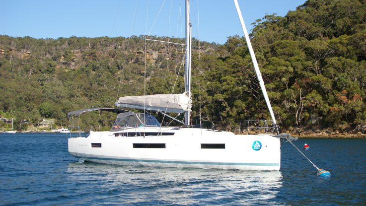 Yacht share opportunity: