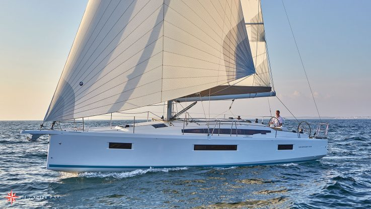 Cruising Helmsman mag reviews the Sun Odyssey 410
