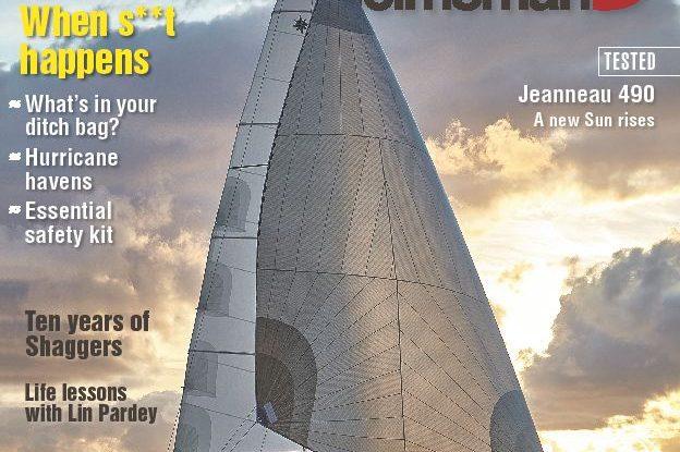 Sun Odyssey 490 Cruising Helmsman Review: