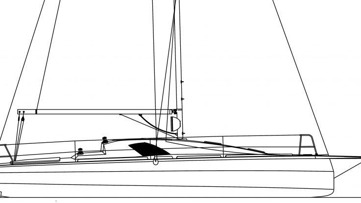 A profile of yacht designer Daniel Andrieu