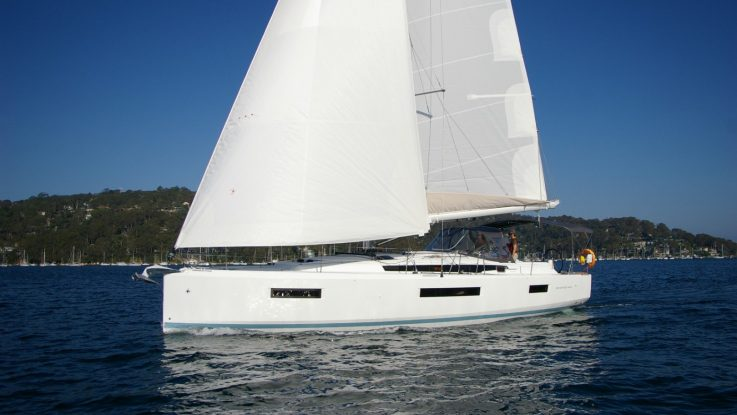 Sun Odyssey 440 MySailing Review: