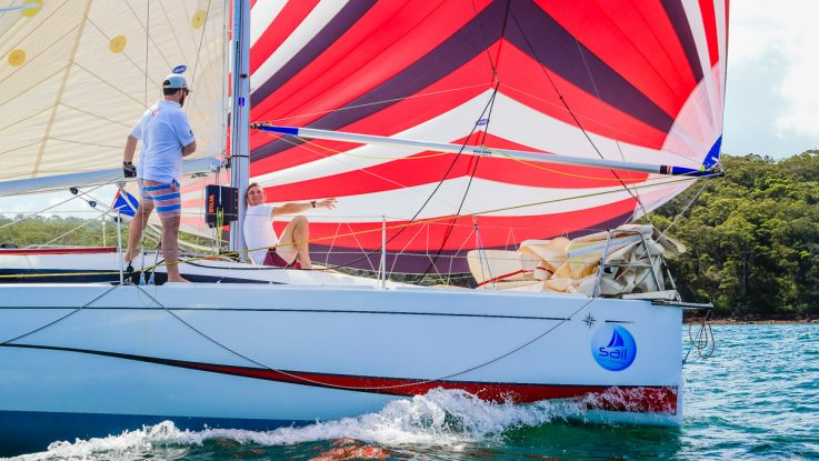 Sail Port Stephens Commodore's Cup April 8th to 10th: