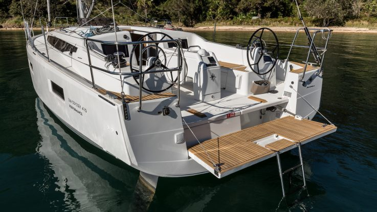 Modern Cruising Yacht Design: