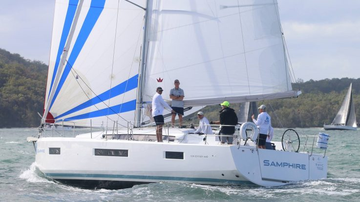 Sail Port Stephens Commodores Cup Jeanneau Division: