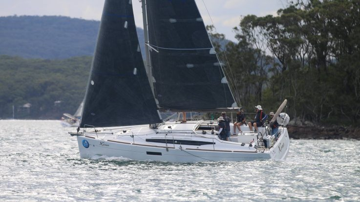 Commodore's Cup 2019 - Jeanneau Results: