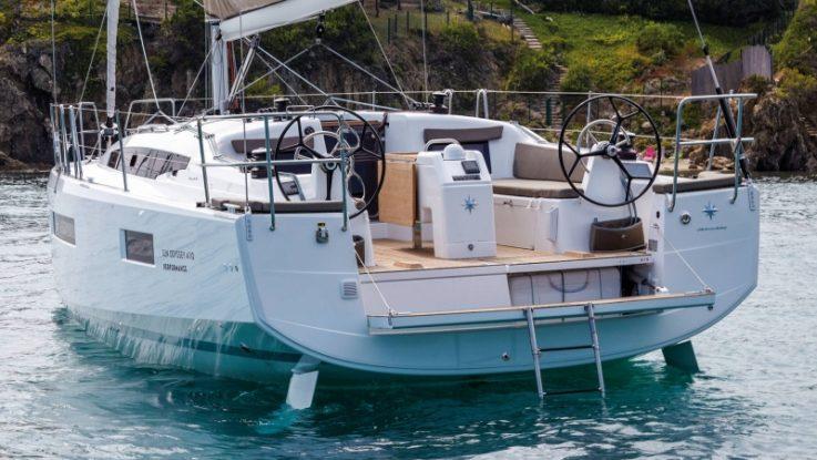 New Jeanneau Sun Odyssey 410 is ready to ship!