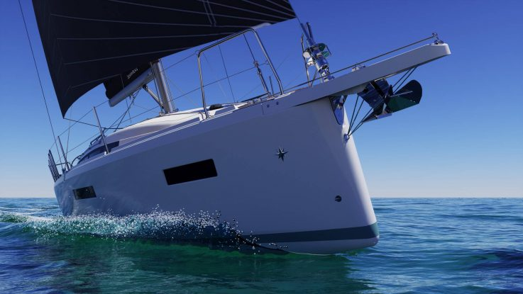 The new Jeanneau Sun Odyssey 380: