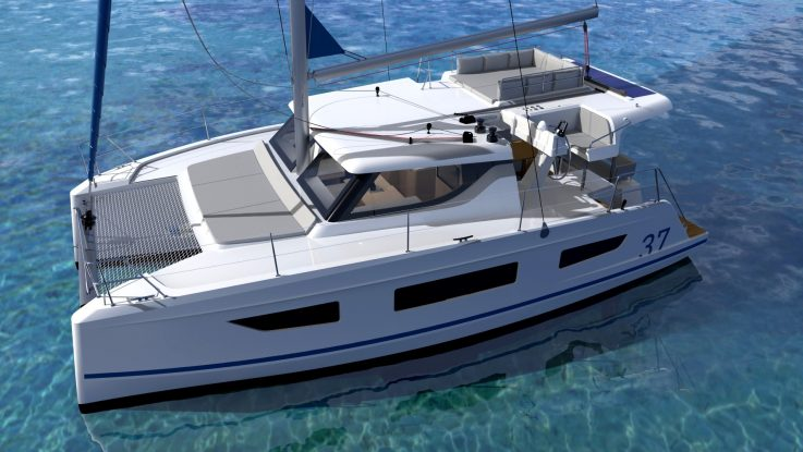 Aventura Catamaran News: