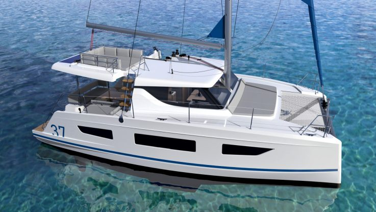 New Aventura 37 Selling strongly: