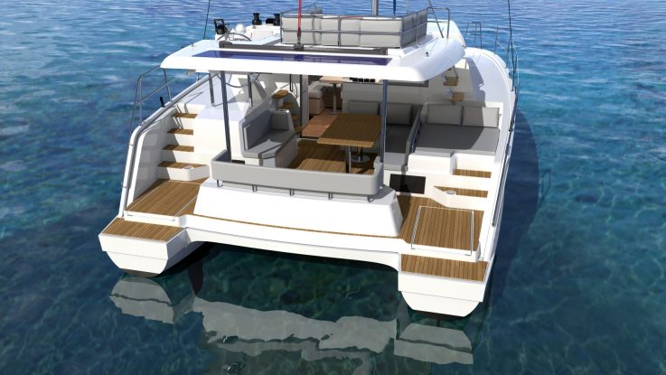 First Aventura 37 Sold to Australia: