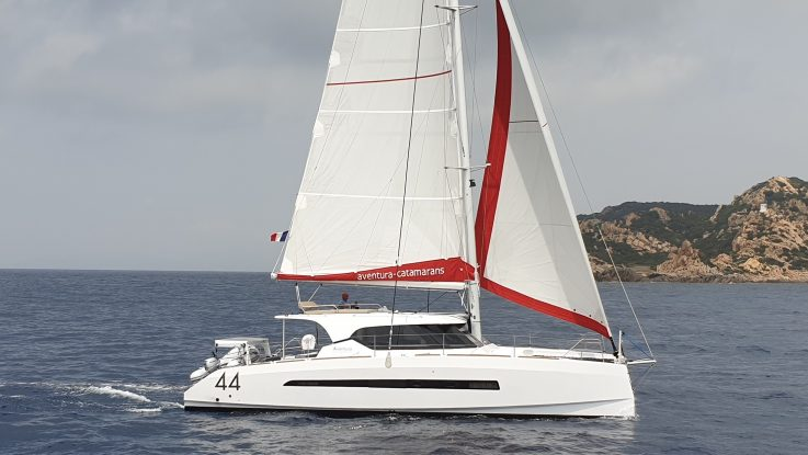 Aventura 44 to be launched at Cannes Yachting Festival next month: