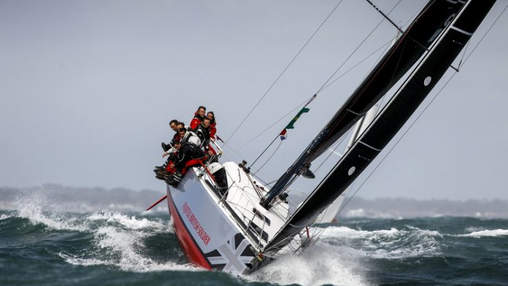 The Rolex Fastnet Race 2021 - A tough race for all with Jeanneau on the podium