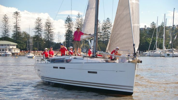 Jeanneau Cup 3 – Two-Up Cup: