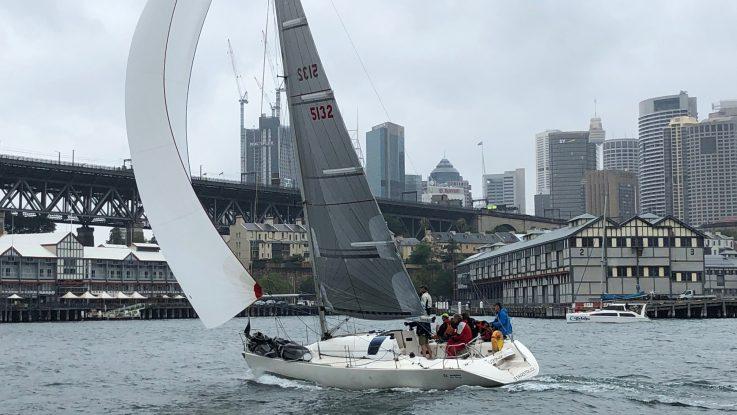 Jeanneau Cup Race 2: