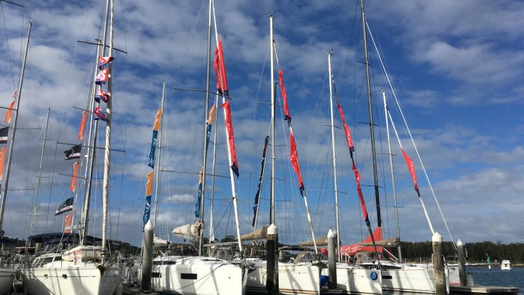 Club Marine Pittwater Sail-Expo 2019: