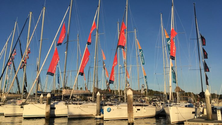 Jeanneau at the Club Marine Pittwater Sail-Expo March 21st & 22nd:
