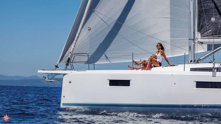 Sun Odyssey 410 arrives next month!