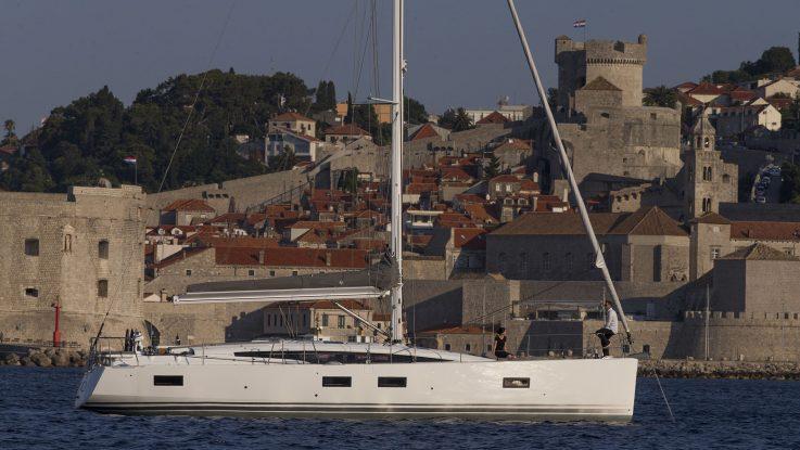 Jeanneau 54 Special – Ex Palma Boat Show
