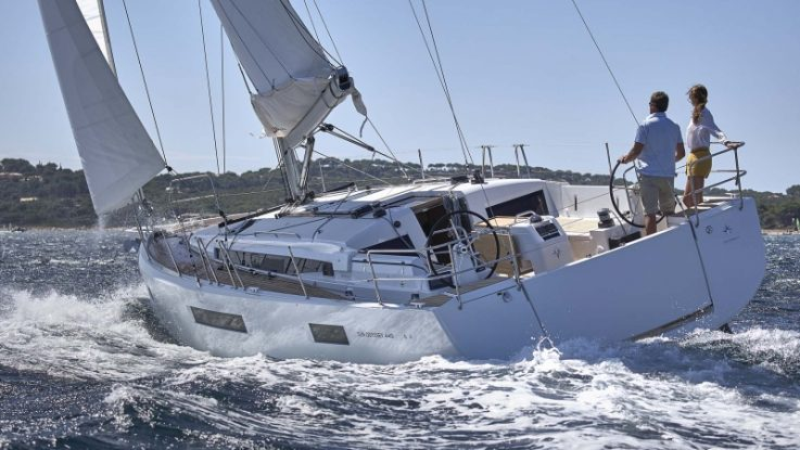 New Jeanneau Sun Odyssey 440 available for immediate delivery: