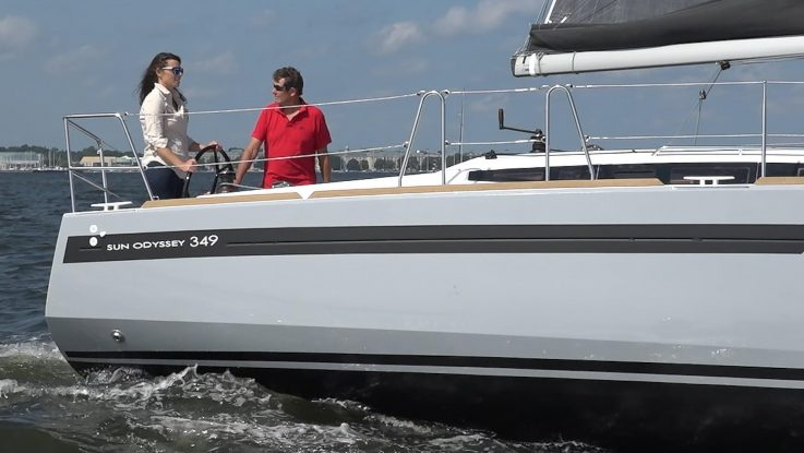Sun Odyssey 349 Limited Edition Offer: