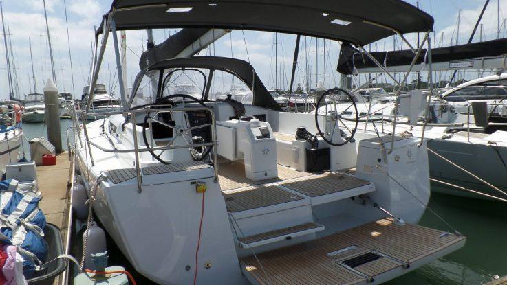 Jeanneau Sun Odyssey 440 special offer: