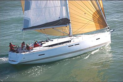 Sun Odyssey 439 on the way: