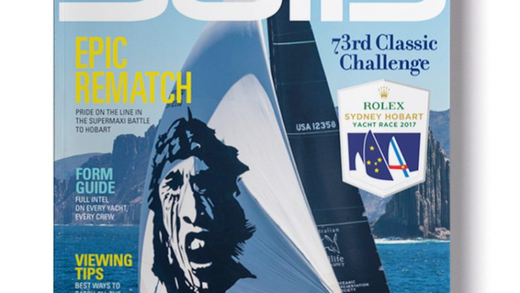Sails Magazine Sydney-Hobart guide offer: