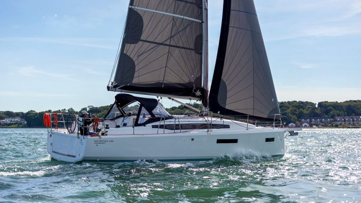 New Jeanneau Sun Odyssey 380 announced and first sold!