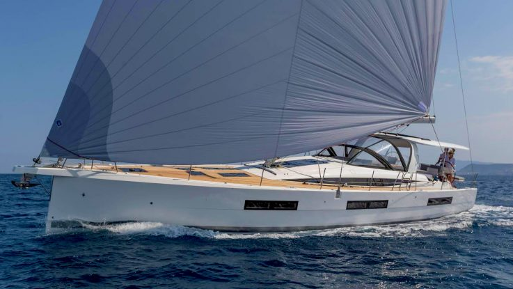 New Jeanneau 60 now in production