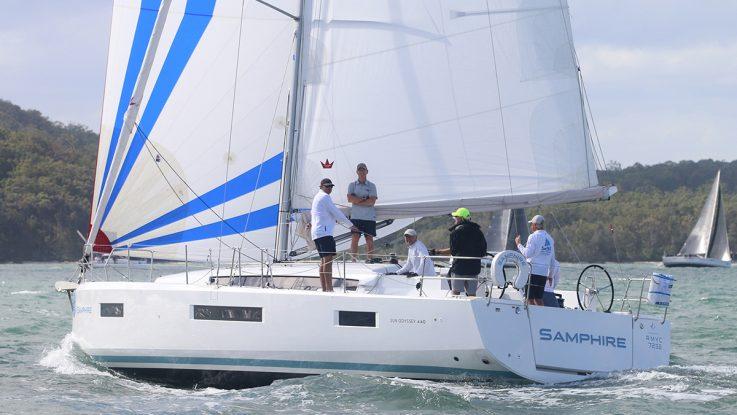 Sail Port Stephens April 19th to 25th: