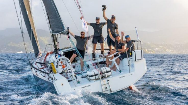 Sun Fast 3600's RORC Win, and the 75th Rolex Sydney-Hobart to be hotly contested: